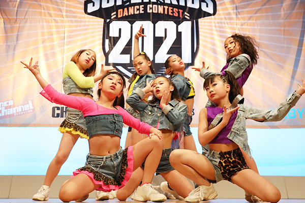 ALL JAPAN SUPER KIDS DANCE CONTEST スペシャルサイト