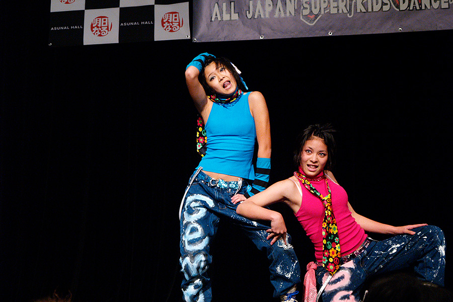 ALL JAPAN SUPER KIDS DANCE CONTEST 2006 FINAL