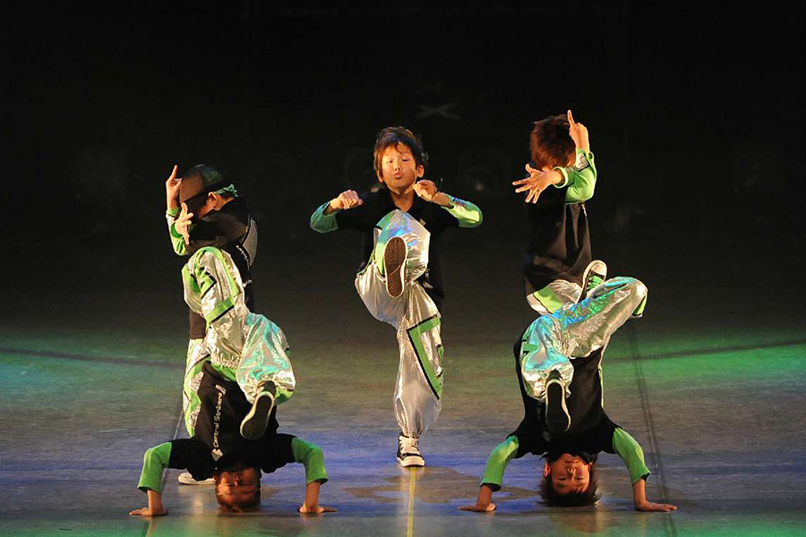 ALL JAPAN SUPER KIDS DANCE CONTEST 2009 FINAL