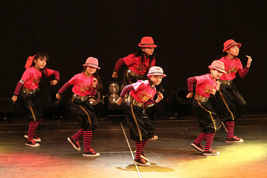 ALL JAPAN SUPER KIDS DANCE CONTEST 2011 FINAL