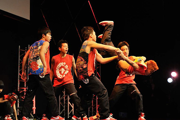 ALL JAPAN SUPER KIDS DANCE CONTEST 2012 FINAL