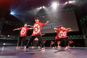 ALL JAPAN SUPER KIDS DANCE CONTEST 2013 FINAL