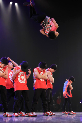 ALL JAPAN SUPER KIDS DANCE CONTEST 2014 FINAL
