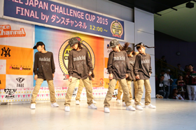 ALL JAPAN CHALLENGE CUP 2015 by ダンスチャンネル