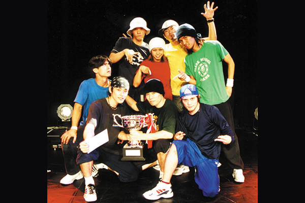 BATTLE OF THE YEAR 2000 JAPAN