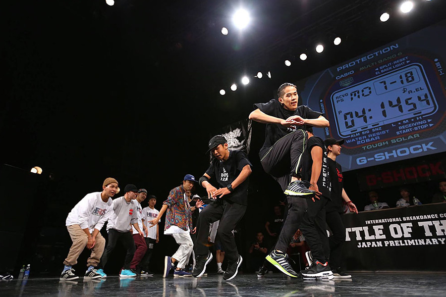 BATTLE OF THE YEAR 2016 JAPAN