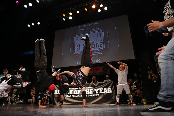 BATTLE OF THE YEAR 2017 JAPAN