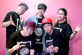DANCE BATTLE TV PROUD