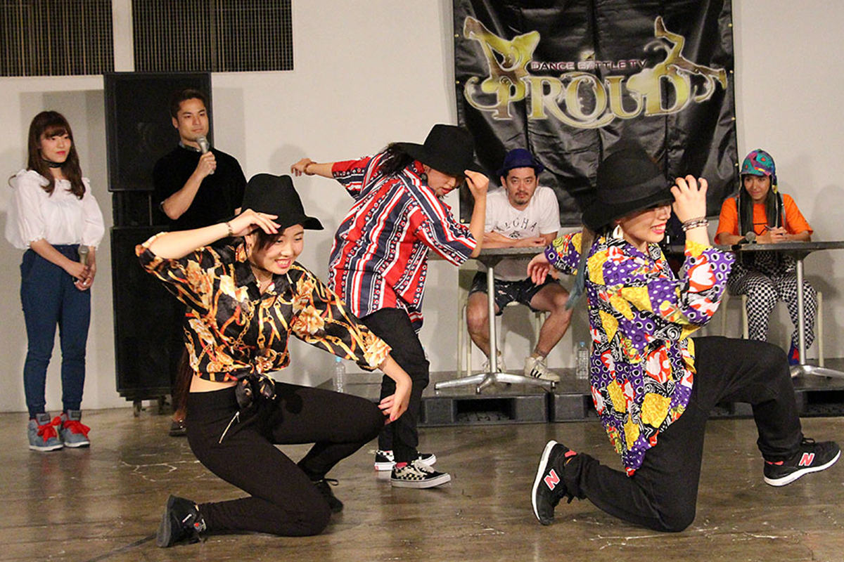DANCE BATTLE TV PROUD シーズン2