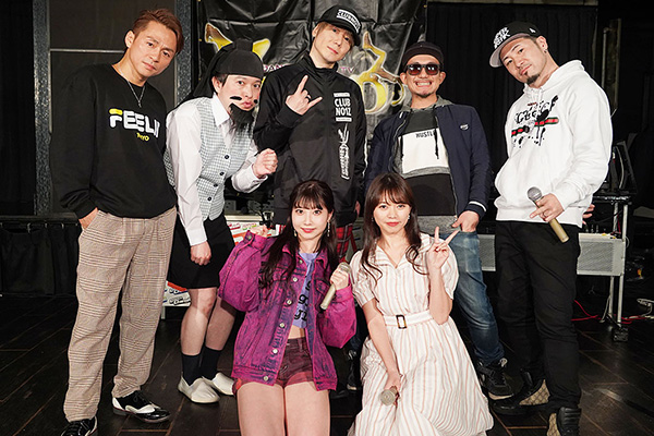 DANCE BATTLE TV PROUD シーズン4