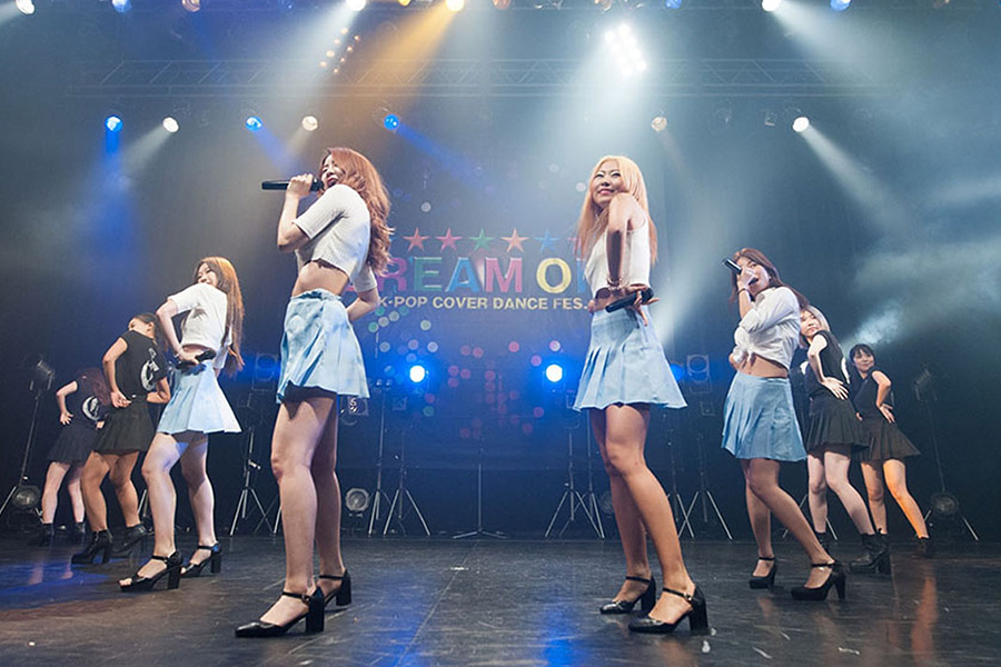 K-POP COVER DANCE FES. DREAM ON!Vol.16