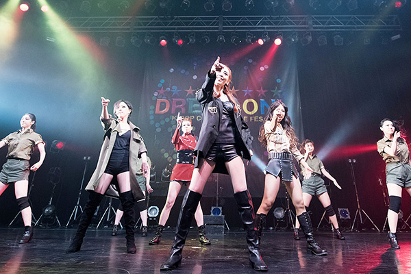 K-POP COVER DANCE FES. DREAM ON!Vol.18