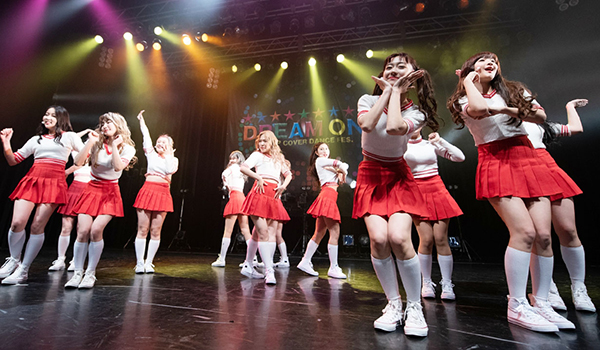 K-POP COVER DANCE FES. DREAM ON!Vol.19