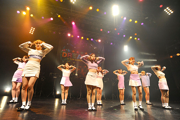 K-POP COVER DANCE FES. DREAM ON!Vol.15